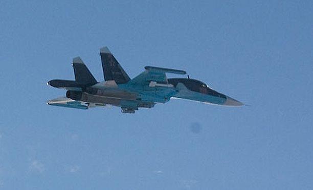 Suomen ilmavoimien mukaan Venäjän viimeaikainen toiminta on poikkeuksellista Itämerellä.