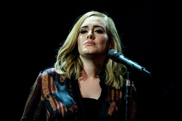 Adele ei halua, että hänen musiikkiaan käytetään republikaani-Trumpin markkinointiin.