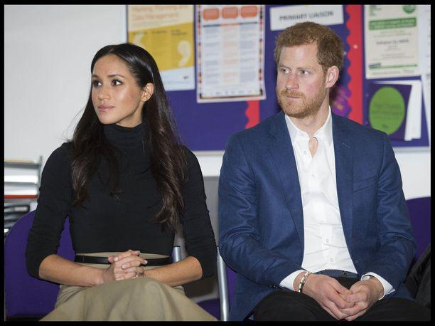 Meghan Markle lopetti työnsä suositussa Pukumiehet -televisiosarjassa. Suunnitelmissa on virallinen muutto Lontooseen.