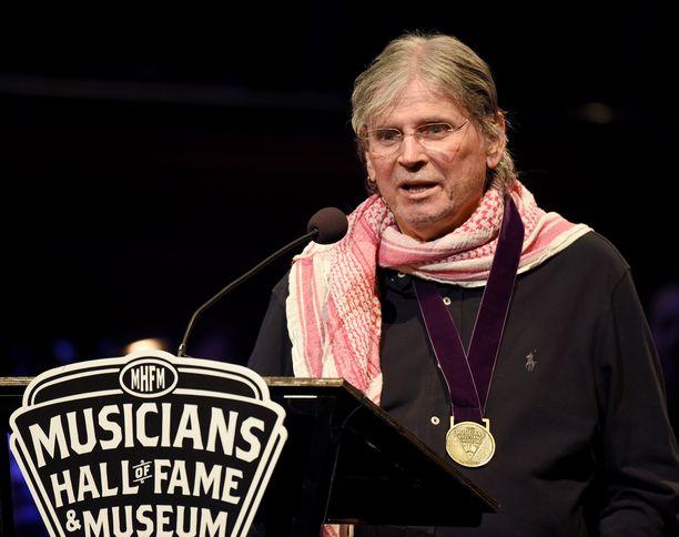Don Everly  kuvattuna vuonna 2019 Musicians Hall of Fame - seremoniassa.