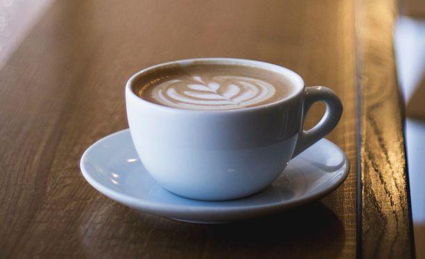 Kahvi Kofeiini Määrä