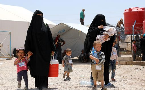 Ulkoministeriö vahvistaa: Suomen viranomaisten hoivissa kaksi lasta al-Holin leiriltä
