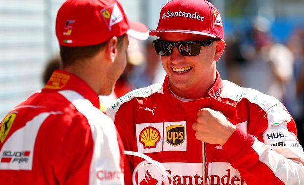 Ferrari hyödyntää uutta Haas-tallia kehittäessään ensi kauden autoa Sebastian Vettelin ja Kimi Räikkösen käyttöön.