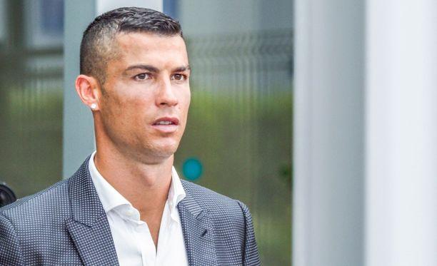 Cristiano Ronaldo siirtyi yhdeksän Real Madrid -vuoden jälkeen Italiaan.