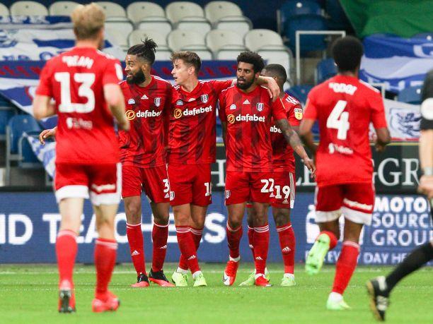 Fulham isännöi perjantaina Cardiffia.