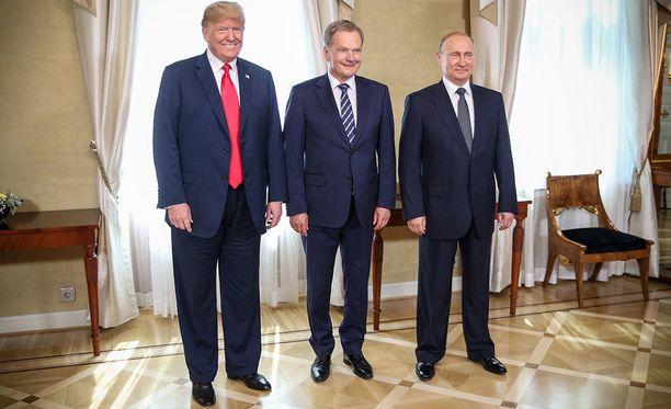 Maanantain huippukokous oli Suomelle kova ponnistus.