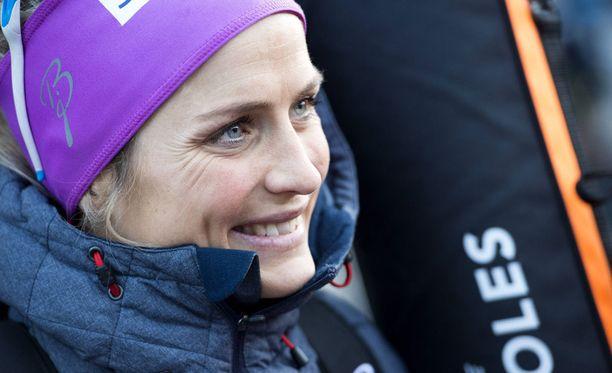 Therese Johaug on kilpailukiellossa dopingrikkomuksesta.