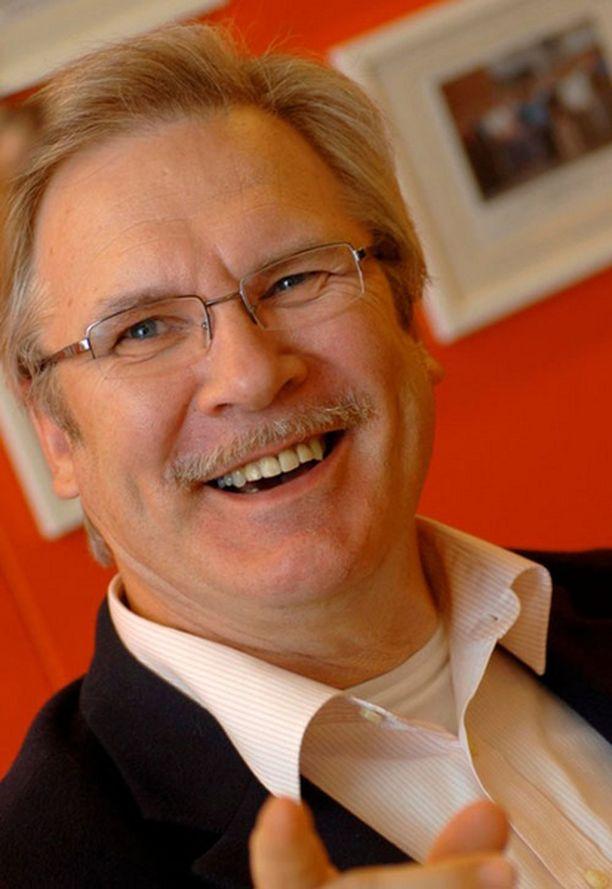 Heikki Sarasen visiona on rakentaa yrityksestään johtava it-alan rekrytoinnin ja henkilöstöjohtamisen palveluja tarjoava konsulttiyritys.