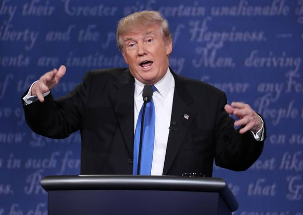 Republikaanipuolueen ehdokas Donald Trump kertoo, ettei vihaa eikä rakasta Vladimir Putinia.