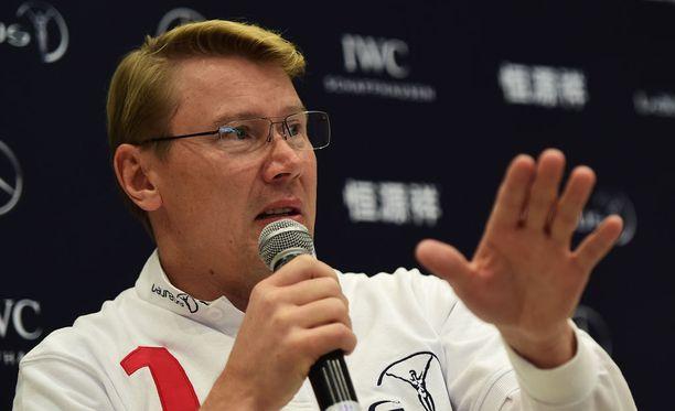 Mika Häkkisen mukaan Sebastian Vettel on tällä hetkellä huippuiskussa.