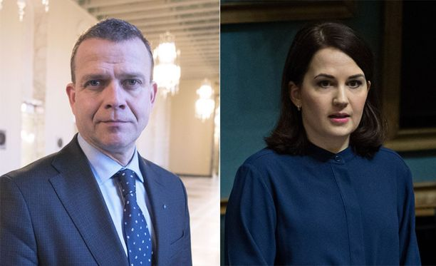 Petteri Orpo ja Sanni Grahn-Laasonen ovat twiitanneet perhevapaauudistuksesta.