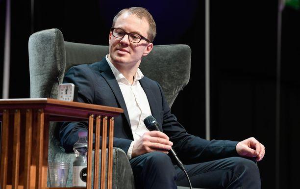 Lauri Nurmi sanoi maanantaina pitävänsä hyvin huolestuttavaa suomalaisen sananvapauden kannalta, jos kriittisempi ote johtaa keskustelun ulkopuolelle sulkemiseen.Jarno Kuusinen / All Over Press