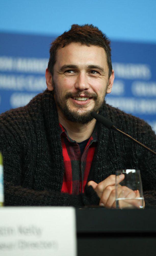 Kyllä, James Franco on hetero.