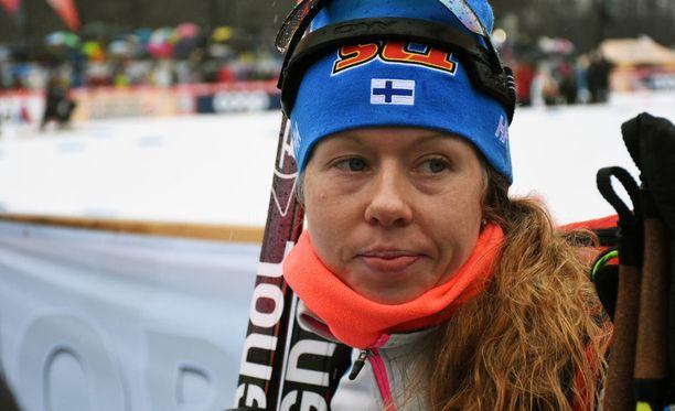 Laura Mononen jättänee Tour de Skin kesken.