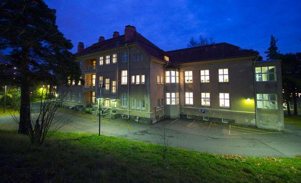 Helsingin Auroran sairaalassa syttyi tänään puolen päivän aikoihin tulipalo.