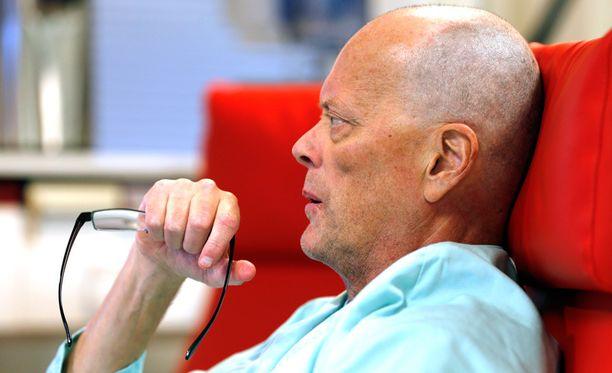 Markku Mäntymaa (kok) joutui luopumaan suunnitelmastaan pyrkiä uudelleen eduskuntaan ensi kevään vaaleissa.