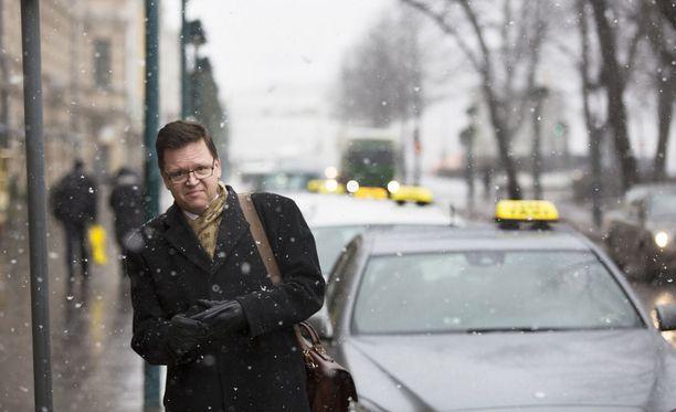 Timo Koskinen on ollut Taksiliiton toimitusjohtaja vuodesta 2015.