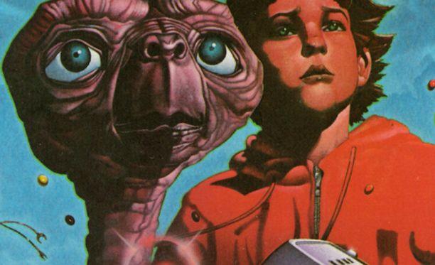 E.T. tunnetaan yhtenä pelialan kaikkien aikojen suurimpana floppina.