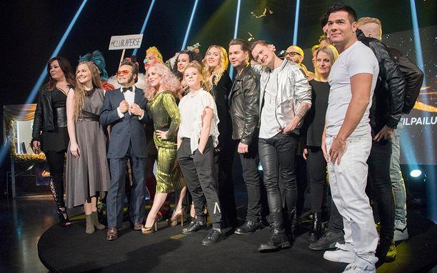 Miksi Australia On Euroviisuissa