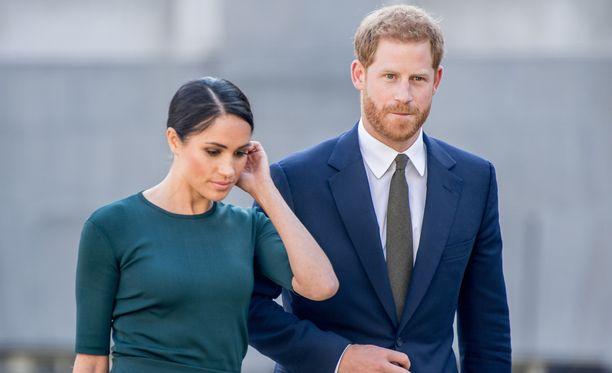 Prinssi Harry ja Meghan ovat lyhyessä ajassa aiheuttaneet paljon negatiivisia otsikoita.