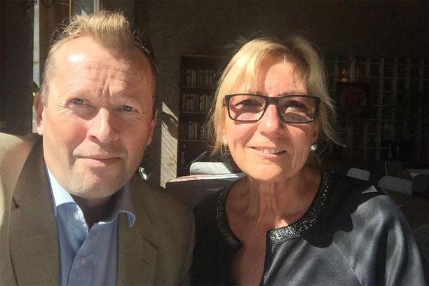 Tietokirjailija Mika Kulju päätti auttaa Doris Middlemania.