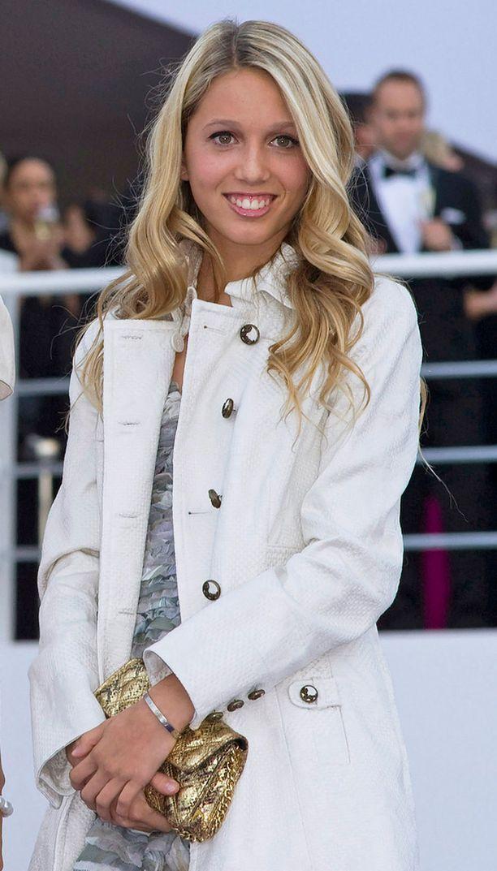 Prinsessa Maria-Olympia on Kreikan kruununprinssi Pavloksen vanhin tytär.