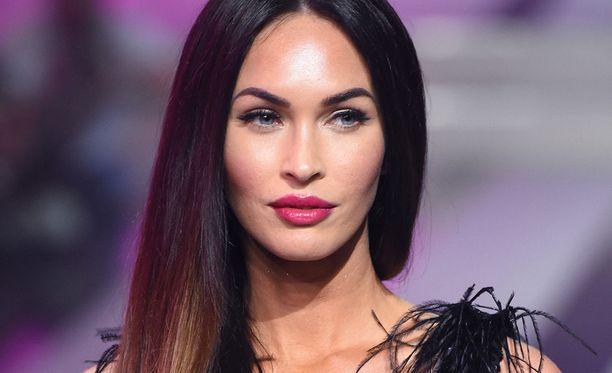Megan Fox on tunnettu näyttelijä ja malli.
