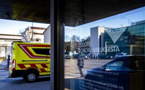 Näin sairaanhoitohenkilöstön työt ovat muuttuneet: Hammaslääkärit värvätty kyselemään kotona olevien vanhusten vointeja