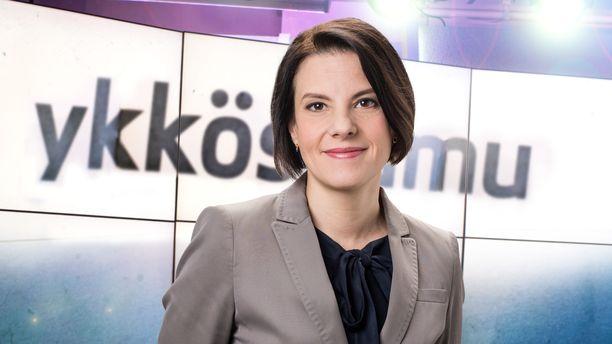 Kirsi Heikel on Ylen politiikan toimittaja ja Ykkösaamun juontaja. Aiemmin Heikel juonsi A-studiota.