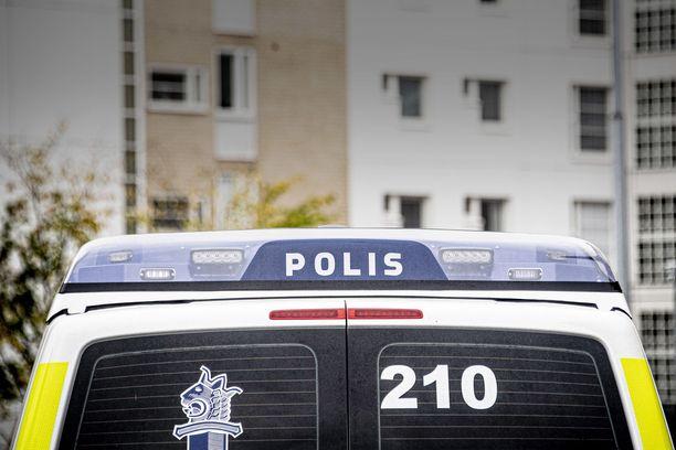 Poliisi etsii kateissa olevaa 7-vuotiasta poikaa. Kuvituskuva.