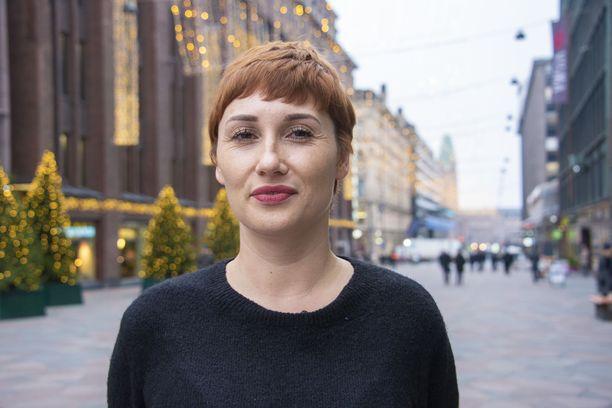 – Olen yhä elossa! houkutuslintuna toiminut Lida Komarkova naurahtaa.
