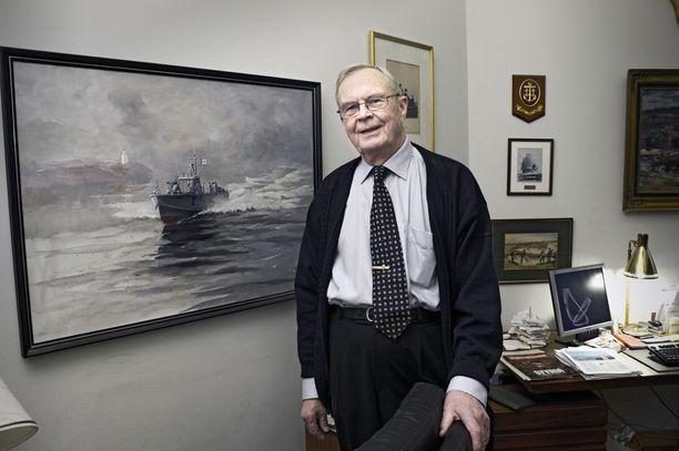 Jan Klenberg kuvattuna vuonna 2013.