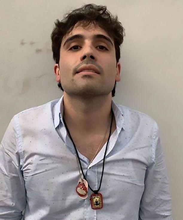 Ovidio Guzman on yksi huumeparoni El Chapon pojista. Hänen oletetaan johtavan huumekartellia sen jälkeen, kun isä luovutettiin Yhdysvaltoihin vuonna 2017.