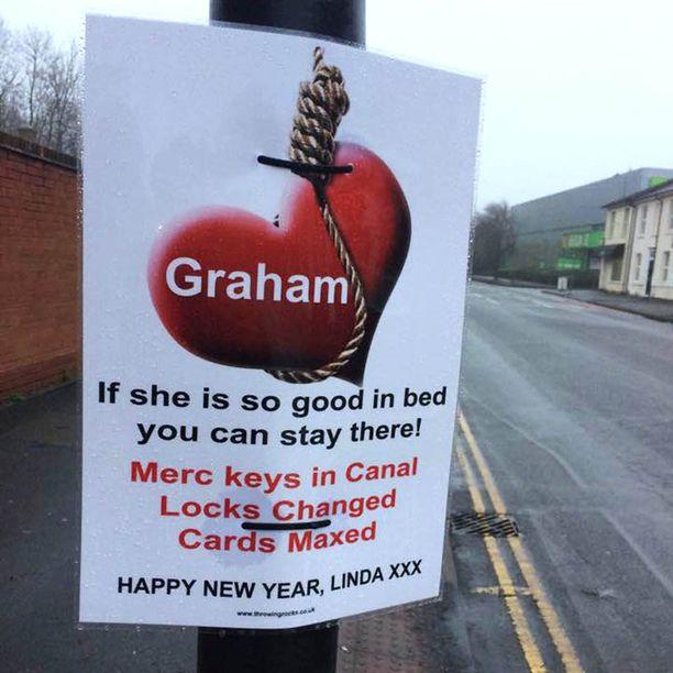 Pettäjä-Grahamista on tullut Warwickissa kuuluisuus.