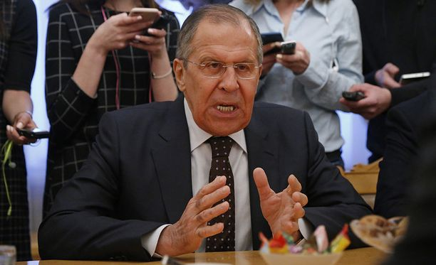 Venäjän ulkoministeri Sergei Lavrov sanoi, että länsimaisissa lehdissä on pelkkää propagandaa.