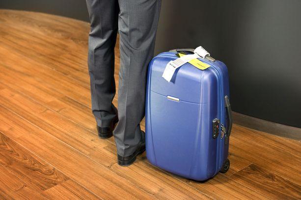 Kirkas väri auttaa laukkua erottumaan.