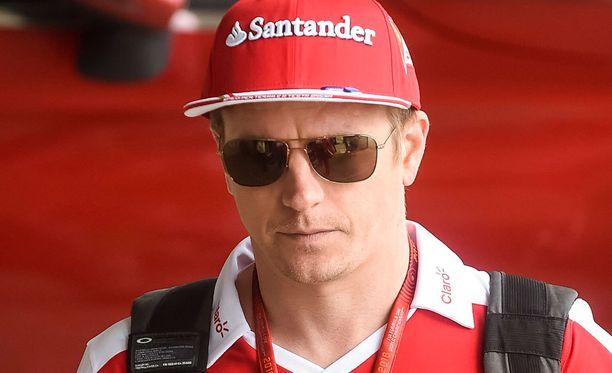 Kimi Räikkönen toivoo parempaa aika-ajosuoritusta Hockenheimissa.