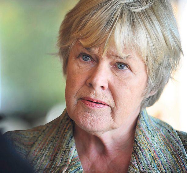- Palkinto on kulminaatio vuosikymmenten työlle, Rehn sanoo.
