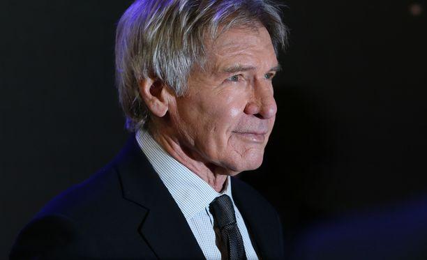 Harrison Ford täyttää tänä vuonna 74 vuotta.
