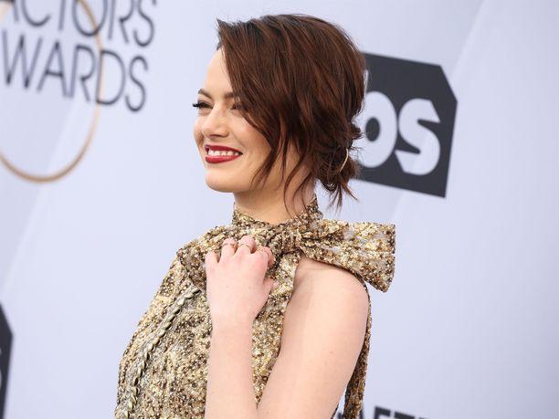 Emma Stone tunnetaan esimerkiksi elokuvista Easy A, La La Land ja The Amazing Spider-Man.