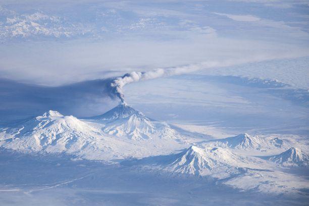 Udina sijaitsee Kamtšatkan niemimaalla Venäjällä.