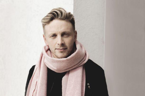 Reino Nordin on oppinut yhdistämään perheen ja pop-tähteyden.