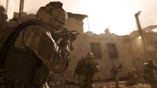 Call of Duty: Modern Warfare -pelin tapahtumapaikkaa on verrattu Syyriaan.