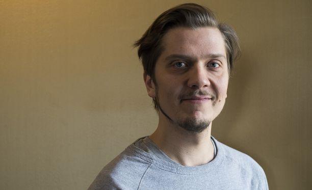 Eero Ritala esittää Joulumaa-elokuvassa luomutilan isäntää.