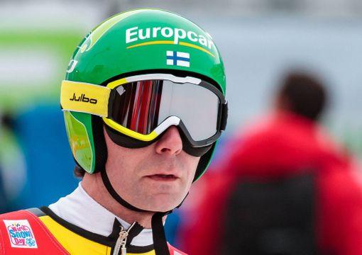 Janne Ahonen oli perjantain jälkeen 24:s.