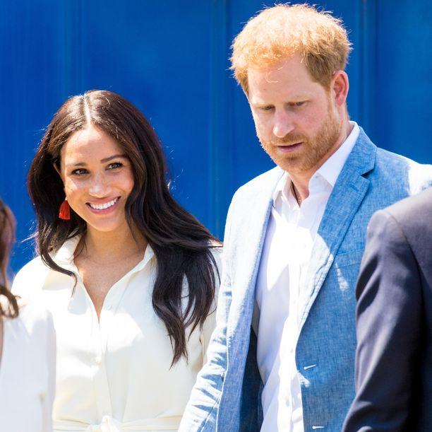 Meghan ja Harry odottavat toista lastaan.