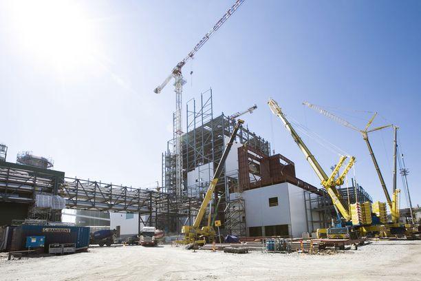 Metsä Groupin edellinen suurhanke Suomessa oli Äänekosken biotuotetehdas. Vuonna 2016 tehdas oli vielä rakennusvaiheessa.