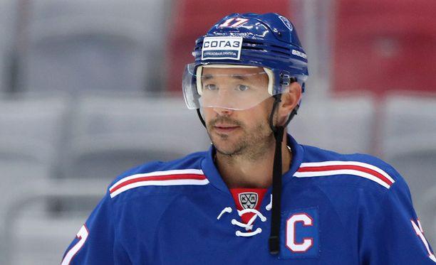 Ilja Kovaltshuk on tehnyt syksyn kolmessa ottelussa neljä maalia.