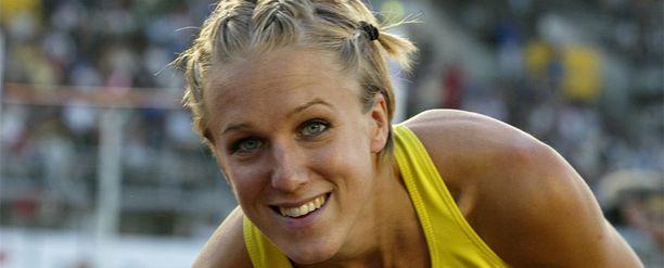 Kajsa Bergqvist toi naisystävänsä julkisuuteen.