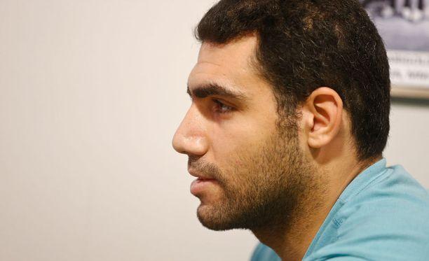 Ihab Abdelrahman syyttää kärystään Egyptin olympiakomiteaa.